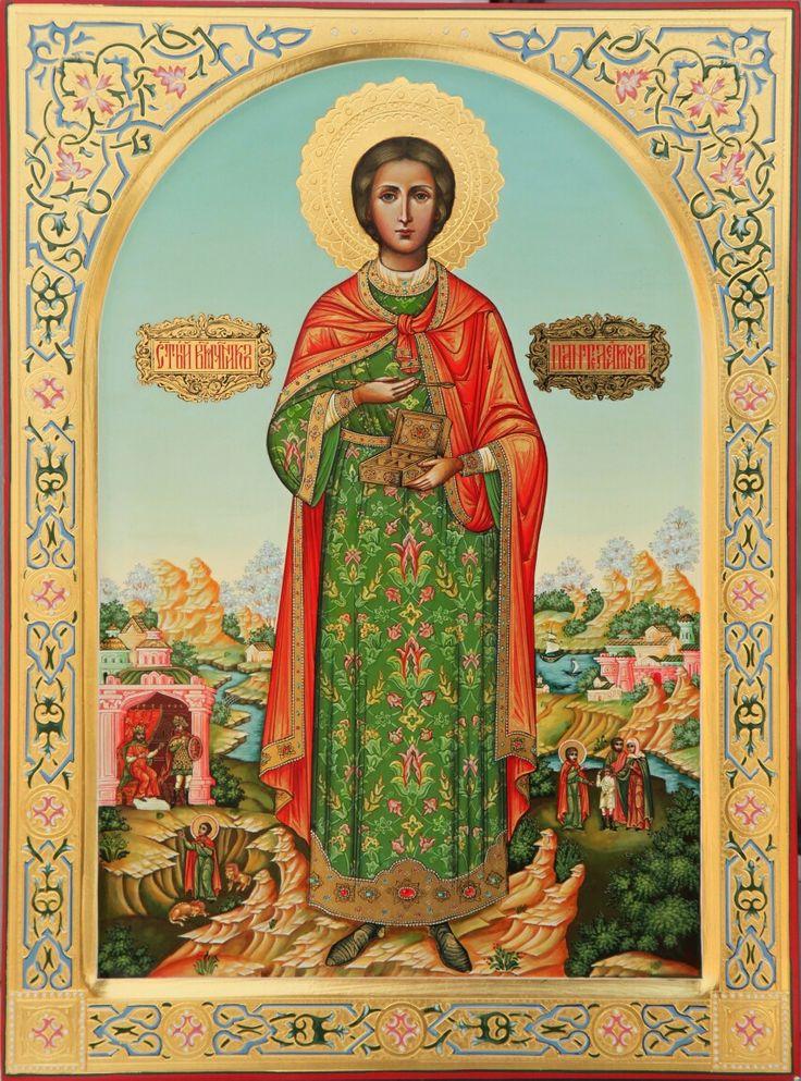 Sf. M. Mc. și Tămăduitor Pantelimon