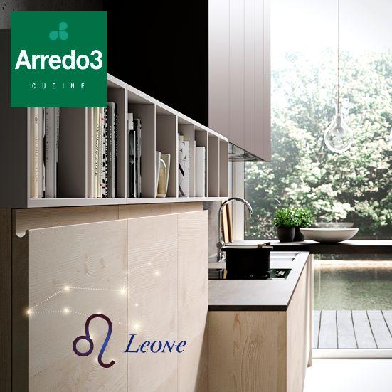 Il LEONE è un segno di fuoco: determinato e al tempo stesso gentile, tende ad eccellere con grazia ed eleganza in ogni circostanza… come i dettagli della nostra WEGA! http://www.arredo3.it/cucine-moderne/cucina-moderna-wega/