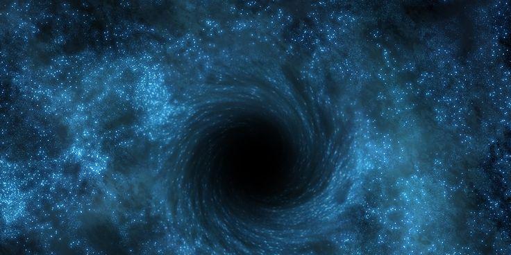 Черные дыры. Откуда они появляются?