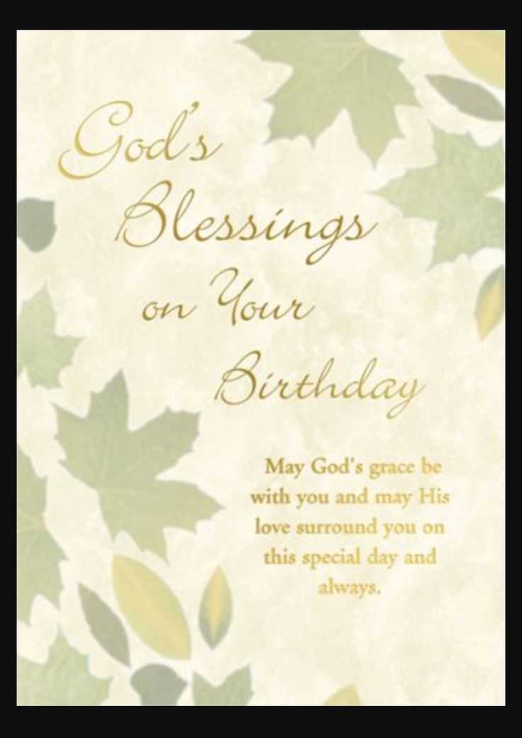 Spiritual Birthday Wishes For Daughter Sister Husband Mother Blessing From The Bible To My Wife Brother Son And FriendsReligious Quotes