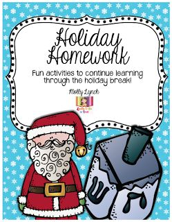 "FREE MISC. LESSON - ""Holiday Homework - Activities to Continue Learning During the Holidays"" - Go to The Best of Teacher Entrepreneurs for this and hundreds of free lessons.  #FreeLesson  #TeachersPayTeachers   #TPT  #Christmas   http://www.thebestofteacherentrepreneurs.net/2013/11/free-misc-lesson-holiday-homework.html"