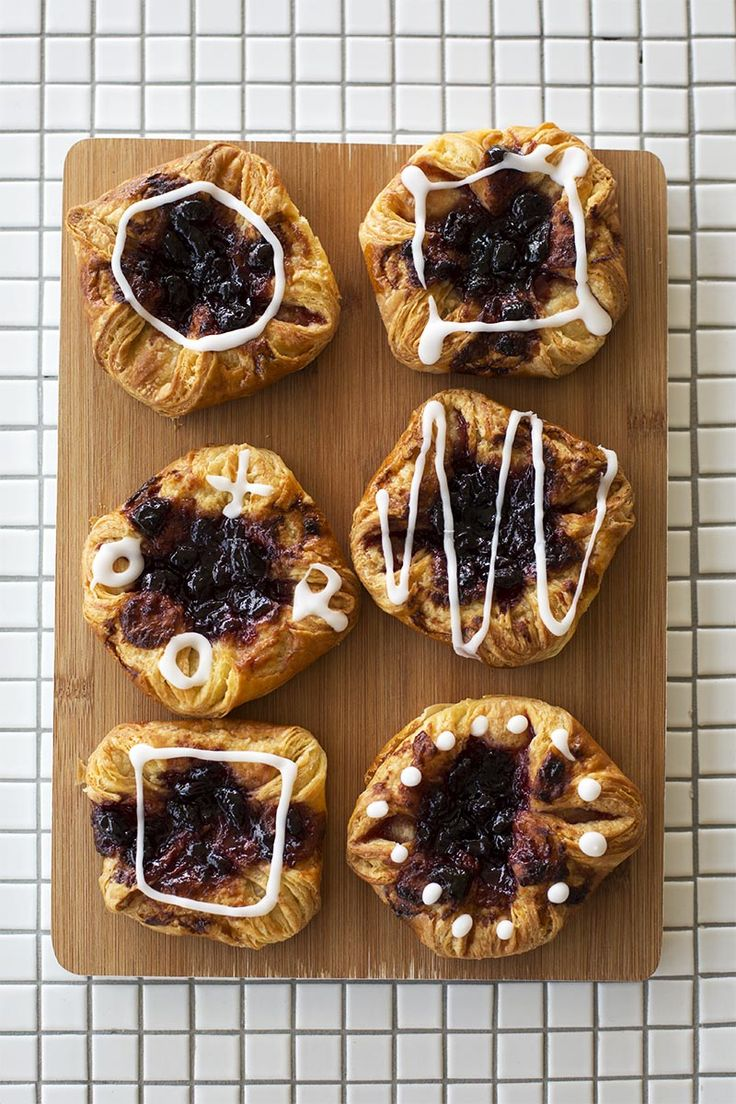 Double Time Cherry Danish // The Sugar Hit