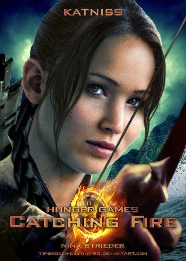 TuszKaBLOG: Az éhezők viadala: Futótűz (The Hunger Games: Catc...