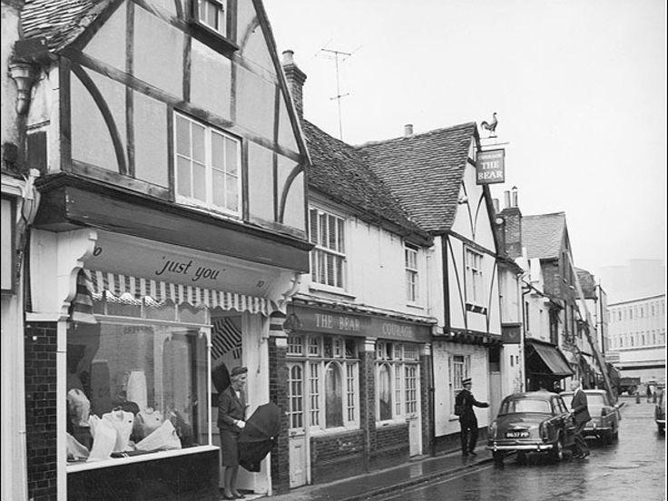 Friary Street 1966