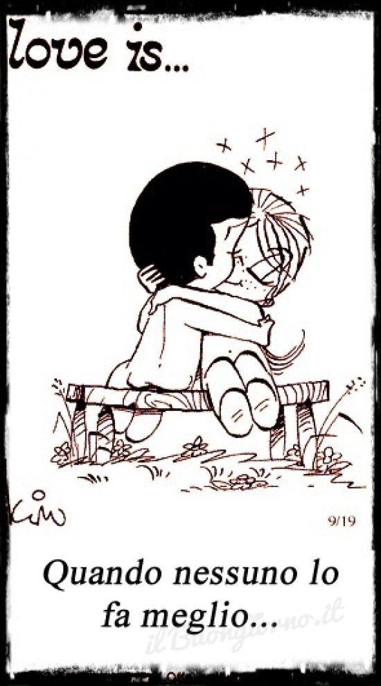 figurine l'amore e
