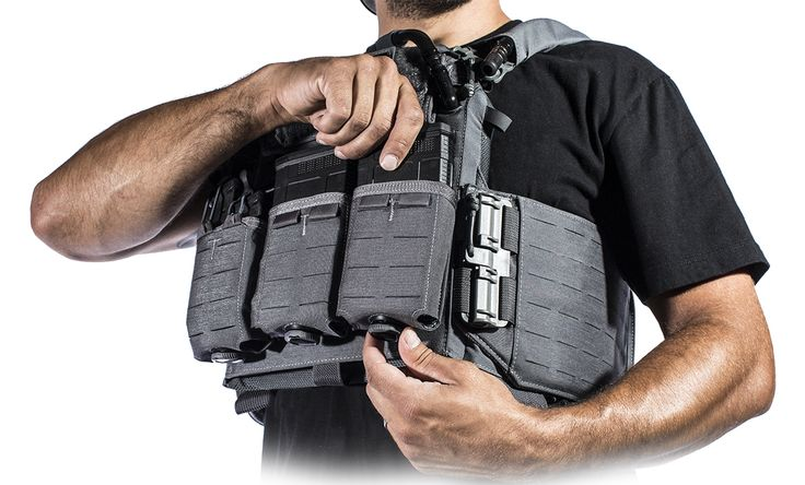 I love me some tacos, incredibly useful and capable of accepting most (gun) food, they have been a staple of war belts and chest rigs for nearly the last decade. Why? HSGI's bungee-infused design was the first truly useful multi-magazine pouch out there. Plus, it just looked tacticool. It seems that FirstSpear is out to … Read More …