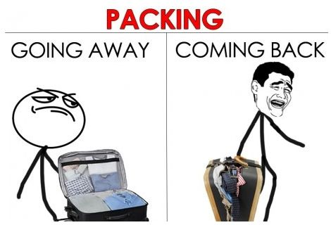 packing.