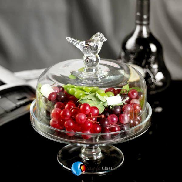 Samyo Custom Glassware Manufacturer ceramics porcelain cake stand - from Alibaba.com