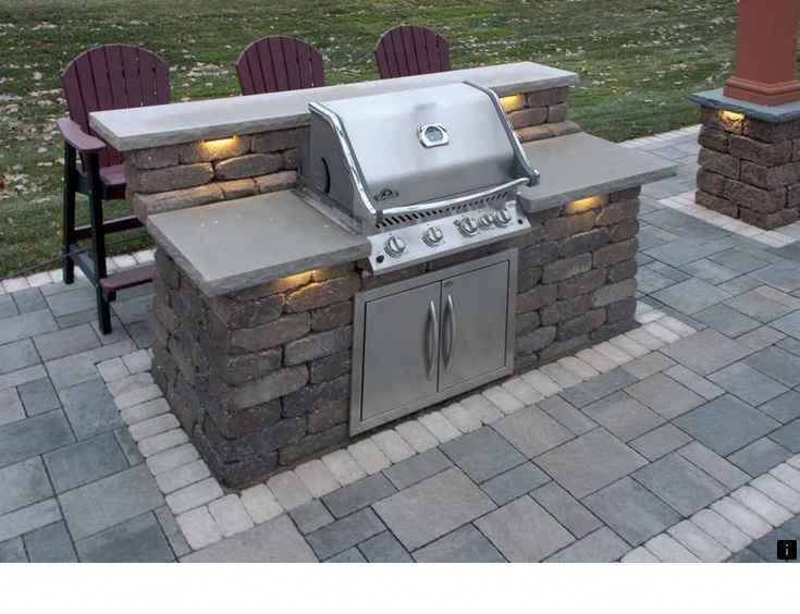 When Developing An Outdoor Room Personalization Is Key This Is Specifically True For Outdo Outdoor Grill Station Outdoor Bar And Grill Outdoor Kitchen Design