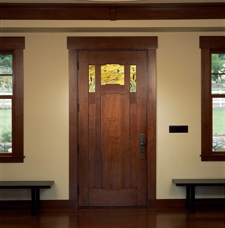 17 best images about doors on pinterest arts crafts for Arts and crafts door