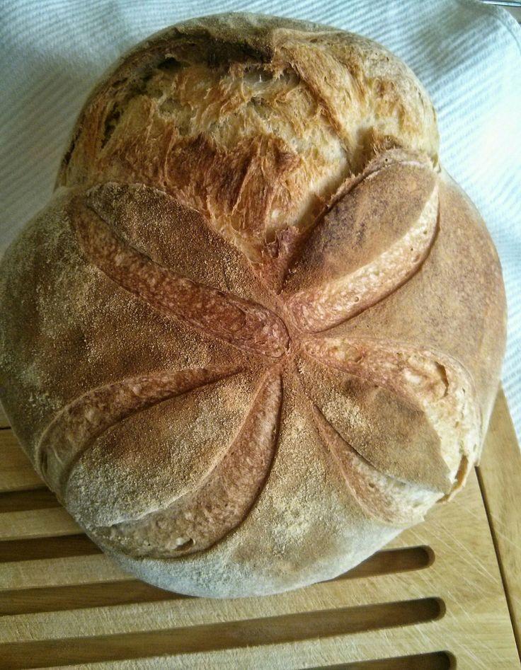 Fior di pane in 4 ore con lievito madre