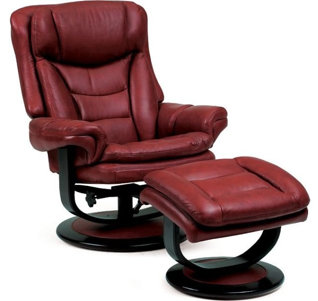 Impulse Reclining Chair  Ottoman by Lane Furniture  Time