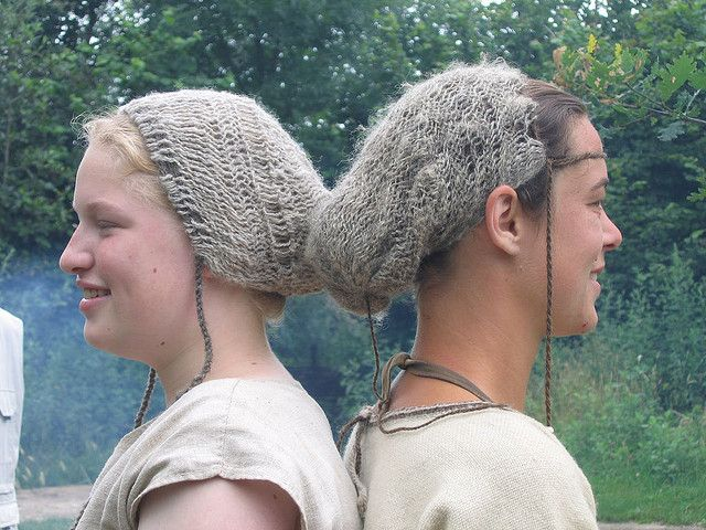 bronze age hairnets | Flickr - Photo Sharing!