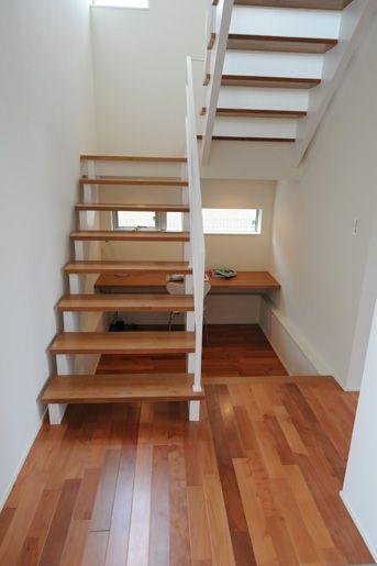 吹き抜け・大空間・階段[注文住宅建築家の吹き抜け・大空間・階段のある家]                                                                                                                                                                                 もっと見る