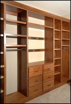 Closet system.. Organize IT!!!