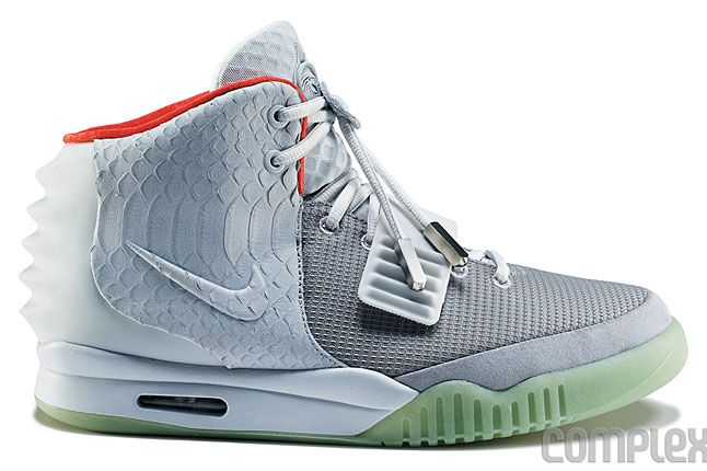 Air Yeezy 2! If only i had the money to grab a pair of these beauties.