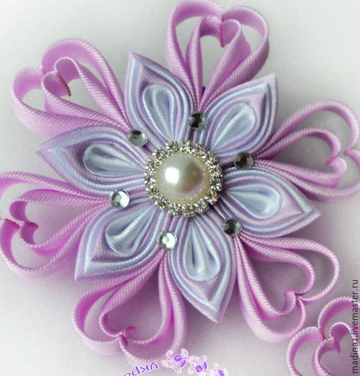 Купить или заказать резиночки для волос 'Валентинки' в интернет-магазине на…