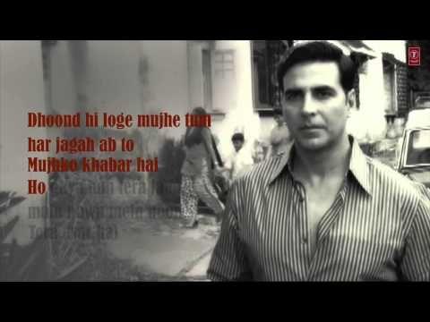 Kaun Mera Full Song with Lyrics | Special 26 | Akshay Kumar, Kajal Agarwal - YouTube