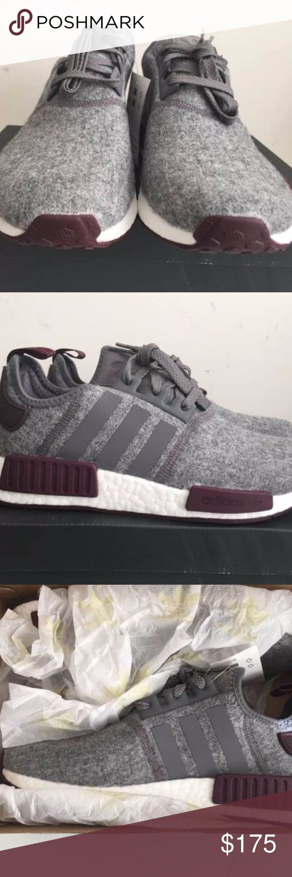 Champs Exclusive Adidas NMD 2017 100% Authentic and they come with receipt! Super limited! First come First serve! adidas Shoes Sneakers