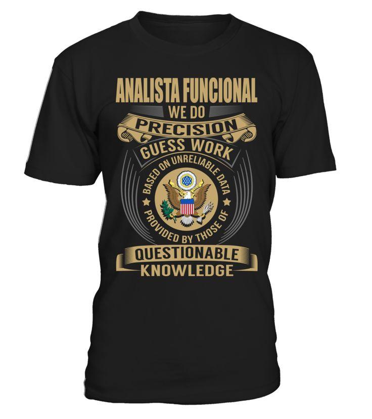 Analista Funcional