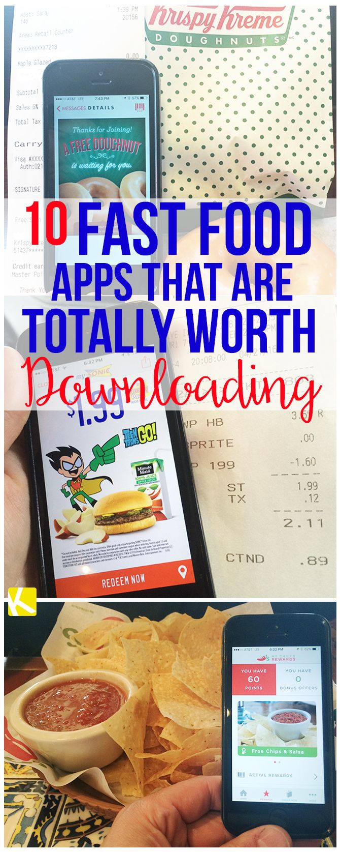 Best fast food coupon app iphone