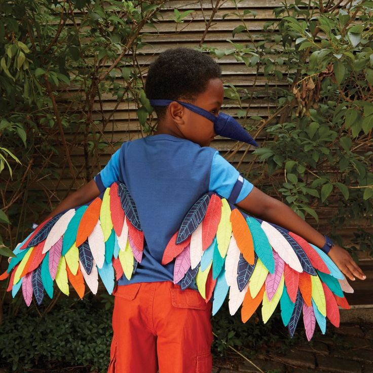 Wild Wings Dress Up Set (Bird)   The Land of Nod