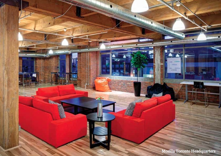 Mozilla Toronto HQ