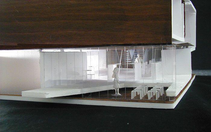 KUMAGUSU 資料館の設計
