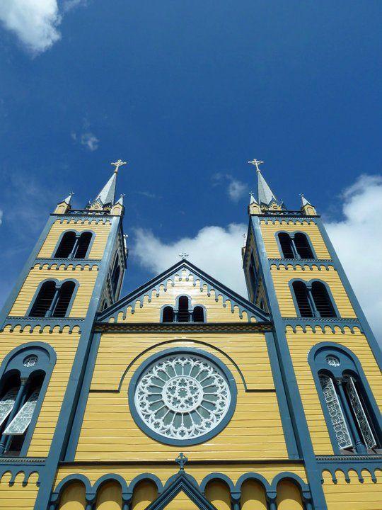 Suriname - Saint Peter and Paul Cathedral, Paramaribo