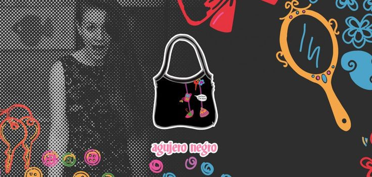 Agujero negro Set ¿Y tú qué llevas en el bolso? #CURPV15