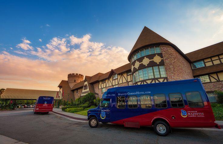 17 best images about disneyland on pinterest disney - Anaheim majestic garden hotel to disneyland ...