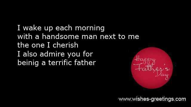 Father's Day Quotes From Wife   Fathers Day Poems Wife And Happy Quotes For ...