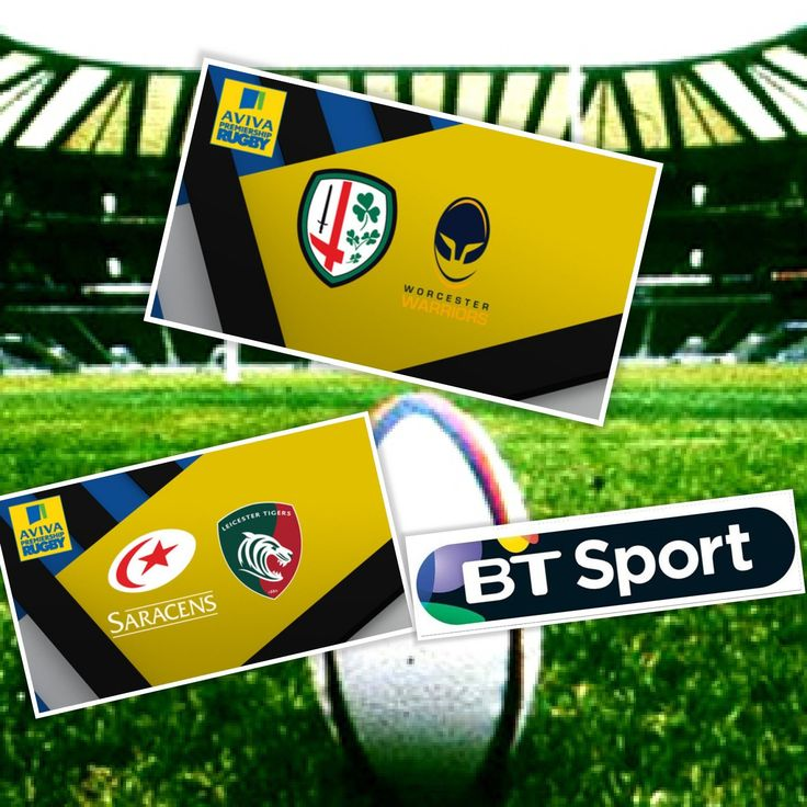 Watch Live Premiership Rugby and Highlights on BT Sport: Check out the Latest Fixtures, Results and Reviews tidd.ly/32ff6a52