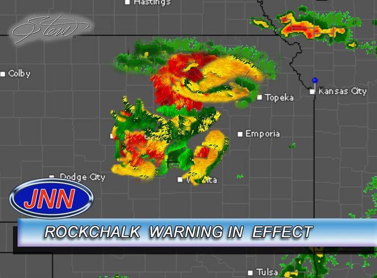 Taking Kansas by Storm!