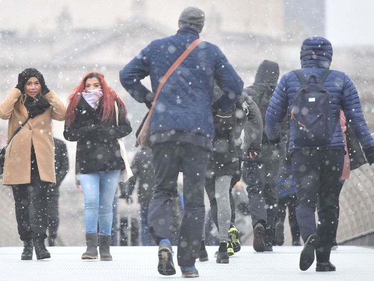 Britain braces for big freeze amid amber weather warnings