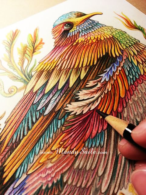 Creating Vivid and Happy Art Inspired by Rabbits and Chronic Pain: I Love Feathers