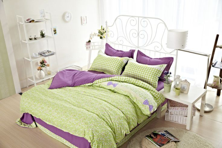 Lime Green Bedding: 1000+ Ideas About Lime Green Bedding On Pinterest