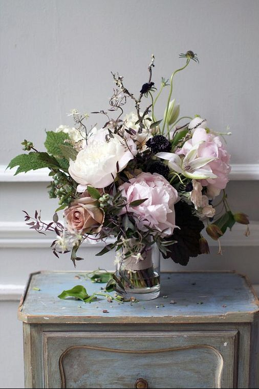 584 best home flowers & natural arrangements images on pinterest