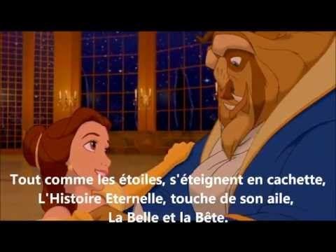 La Belle et la Bête - Histoire Eternelle - YouTube