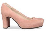 Roze Unisa schoenen Numar pumps