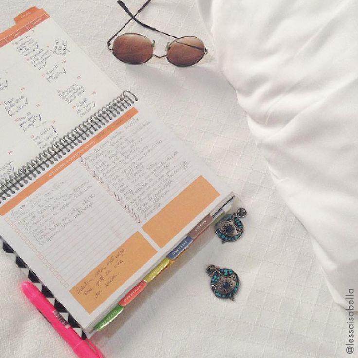 Comece o mês e a semana com tudo... #meudailyplanner #plannerdecoration…