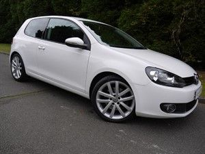 used VW Golf GT TSI in surrey