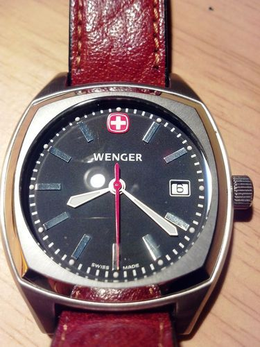 WENGER Swiss Military Pan Homage Watch