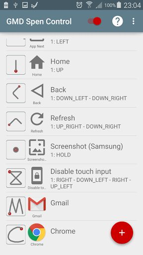 GMD SPen Control  root v8.0.0-release   GMD SPen Control  root v8.0.0-release Requirements:Andrroid 3.1 and up Overview:Create custom S Pen Stylus gestures for your Samsung Note device. Control your Samsung Note device with custom S Pen Stylus gestures. Why limit yourself to a few gestures that Samsung provided?Create your owngestures.  Create custom S Pen Stylus gestures for your Samsung Note device. Control your Samsung Note device with custom S Pen Stylus gestures. Why limit yourself to a…