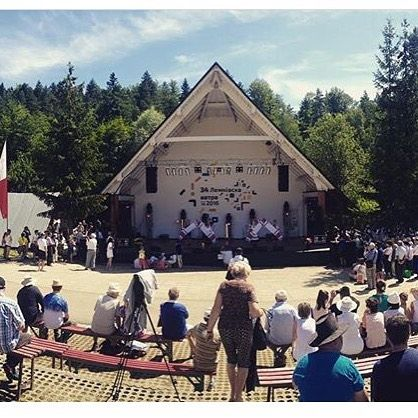 Repost @d.tymczyszyn #watra #vatrazdynia #zdynia #lemko #lemkovyna #hory #musicfestival #love #sunnyday #remains #summer