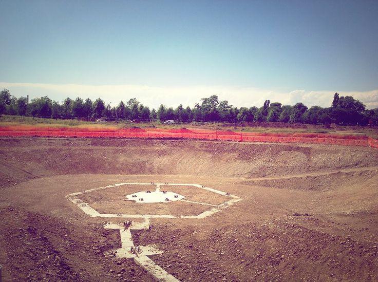 """#Oxygen, la """"bolla d'aria"""" che respira a Bresso, è partita così: un progetto che si estende nella cornice del Parco Nord Milano e che ospiterà attività formative e culturali legate alla #respirazione del corpo umano e dell'#ambiente."""