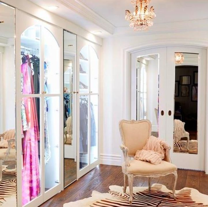 Living Room Closet Design Impressive 36 Best Dream Closet Images On Pinterest  Dream Closets Walk In Inspiration Design