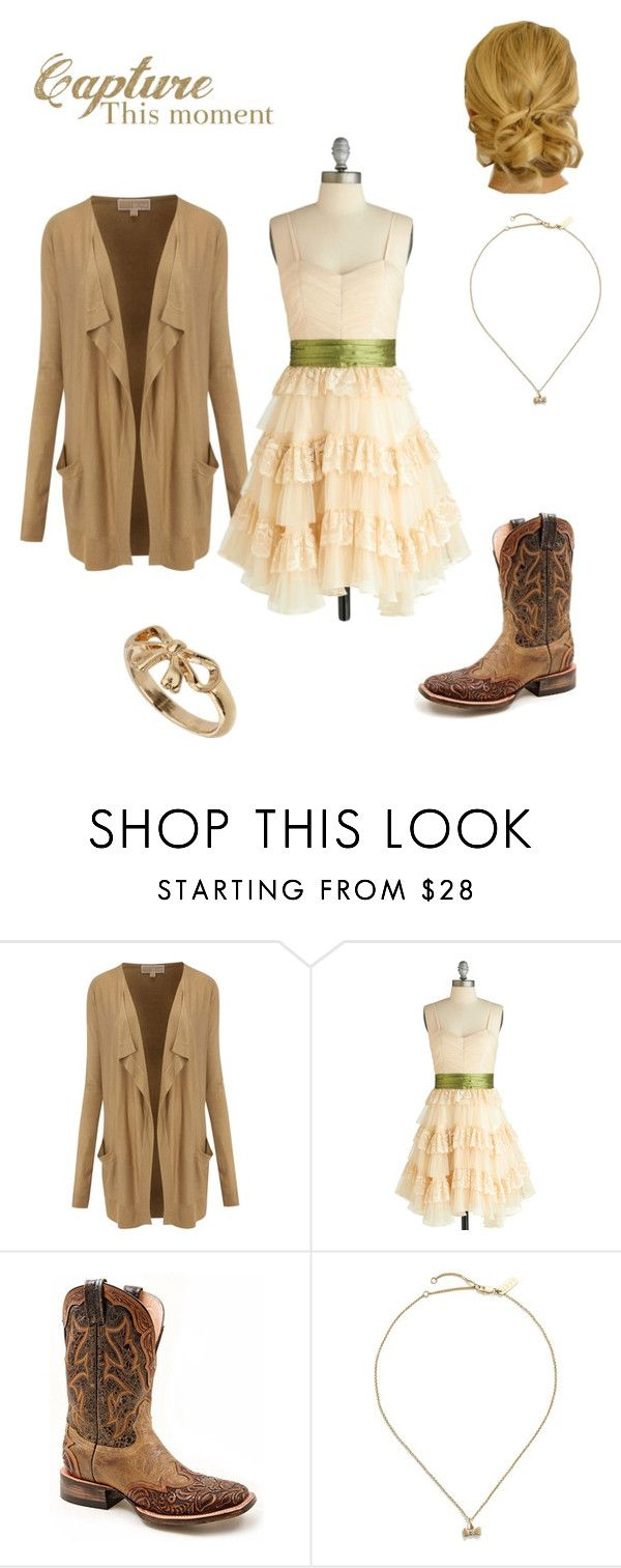 """Country Sweet 16"" by natihasi ❤ liked on Polyvore featuring MICHAEL Michael Kors, Stetson, Madewell, Dorothy Perkins and country"