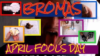7 Bromas para hacer en April Fools Day Pranks  El 1 de abril a llegado para quedarse! Como se ha vuelto costumbre año tras año se celebra el April Fools Day, un día donde muchos sacan el bromista que llevan dentro. #april #april fools #april fools day #dia de los inocentes #bromas #pranks #jokes