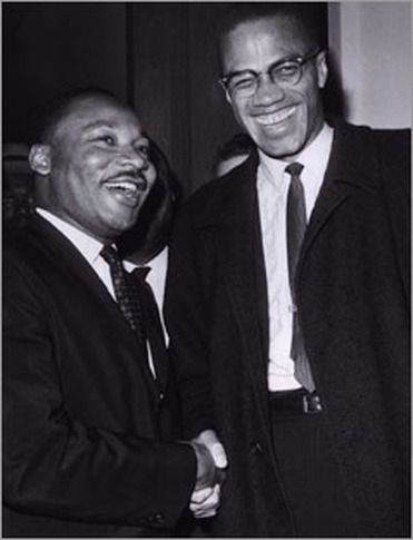 Though they differed early on, Martin Luther King and Malcolm X associated with each other. Later in his life, Martin Luther King shared many of the same ...